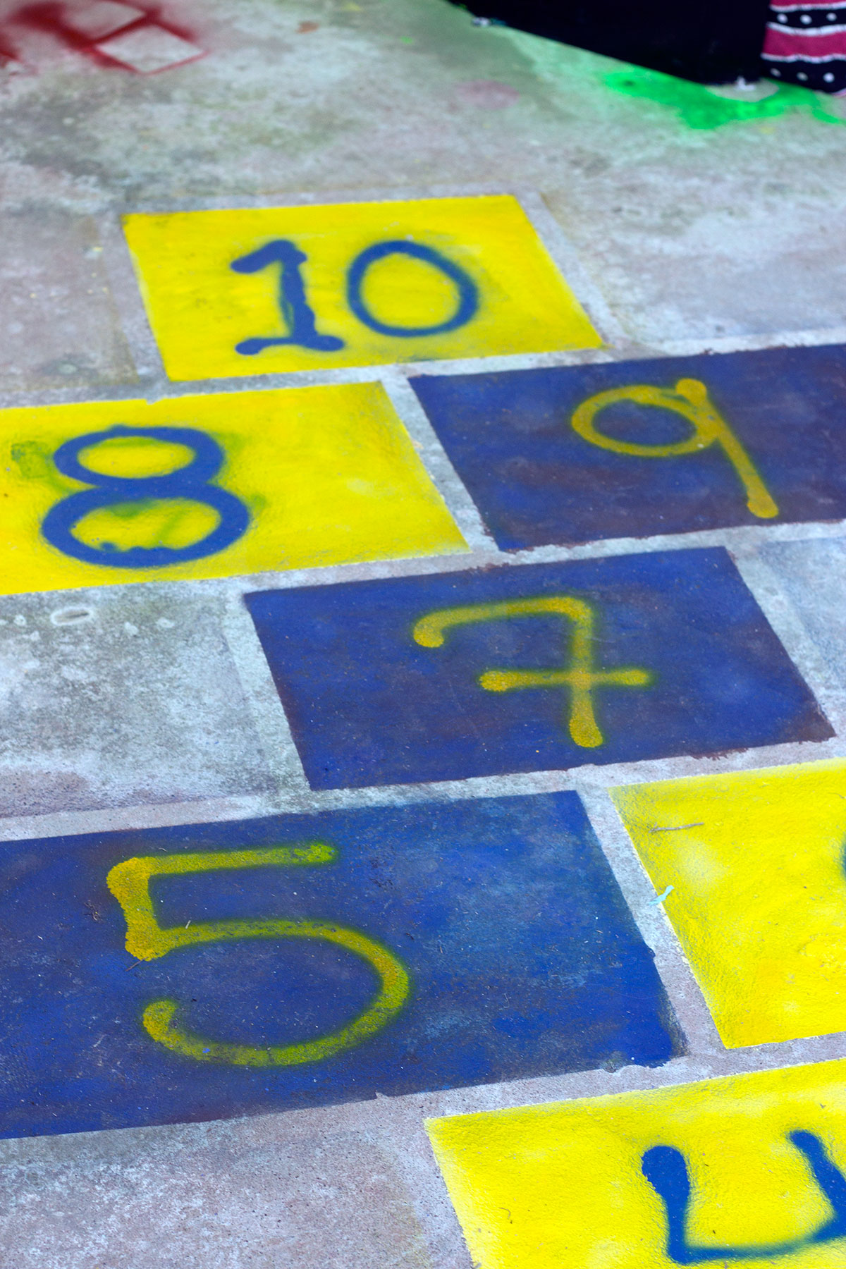 Rayuela Game