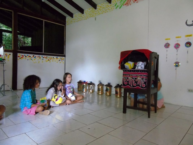 Puppetry for Kids