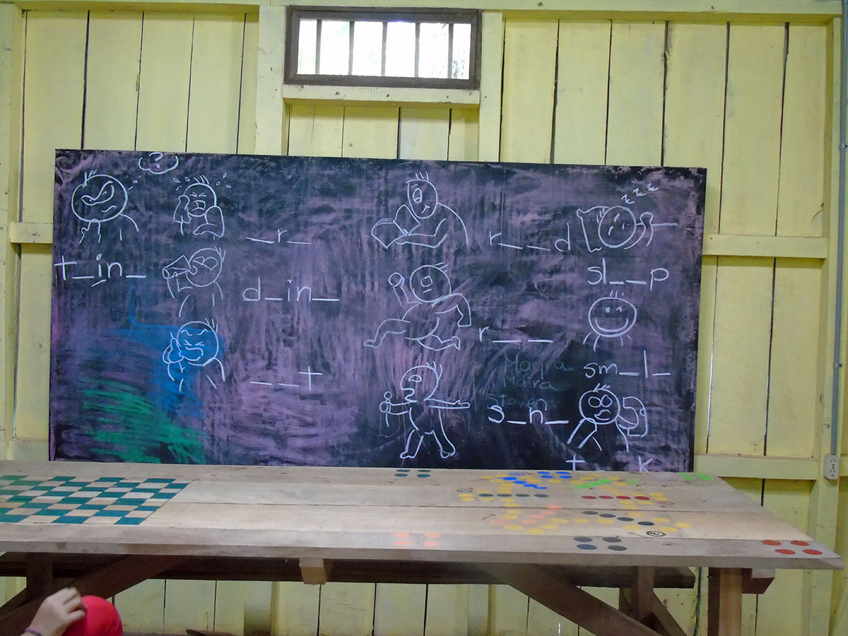 Teach Board