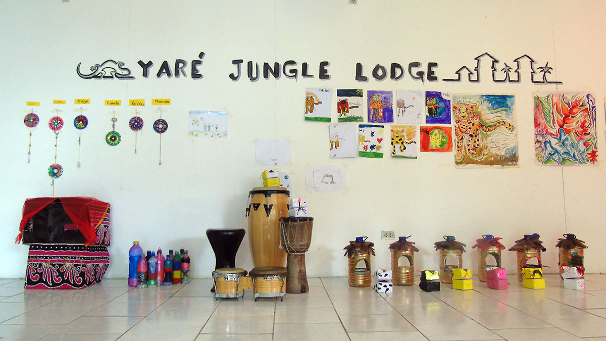 Yare Jungle Lodge