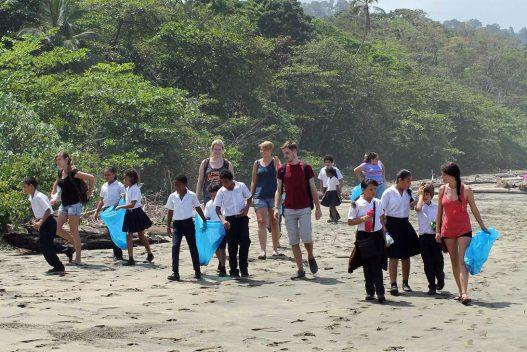 Beach Cleaning 2017